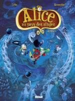 Alice au pays des singes - T2: Livre II, par Tebo, Keramidas