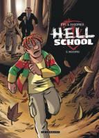 Hell School - T3: Insoumis, par Dugomier, Ers