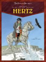 Hertz - T4: L'Ombre de l'Aigle, par Didier Convard et Eric Adam, Denis Falque, Christian Gine et André Juillard