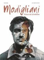 Modigliani: , par Laurent Seksik, Fabrice Le Henanff