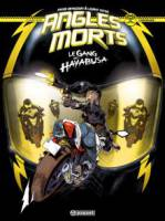 Angles morts - T1: Le Gang des Hayabusa, par , Laurent Astier