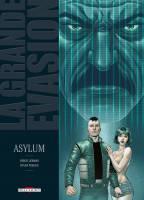 - T7: Asylum, par Serge Lehman, Dylan Teague