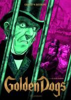 Golden Dogs - T3: Le juge Aaron, par Stephen Desberg, Griffo