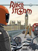 Rider on the storm - T2: Londres, par Géro, Baudouin Deville