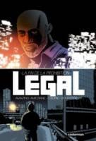 Légal  - T1: La fin de la prohibition, par Cédric Gouverneur et  Amazing Ameziane, Amazing Ameziane