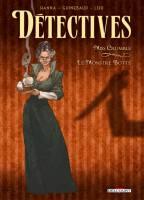 Détectives - T1: Miss Crumble - Le monstre botté, par Herik Hanna, Sylvain Guinebaud