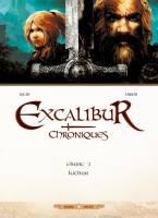 Excalibur chroniques - T3: Luchar, par Jean-Luc Istin, Alain Brion