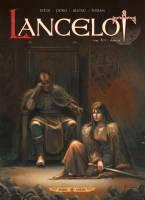 Lancelot - T4: Arthur, par Olivier Peru, Alexe