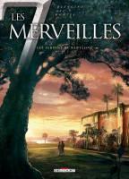 Les 7 merveilles - T2: Les Jardins de Babylone, par Luca Blengino, Roberto Ali