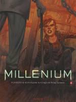 Millenium - T4, par Sylvain Runberg d'après Stieg Larsson, Man