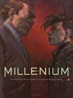 Millenium - T3, par Sylvain Runberg d'après Stieg Larsson, Man