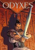 Odyxes - T1: Naufragé du temps, par Christophe Arleston, Steven Lejeune