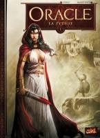 Oracle - T1: La Pythie, par Olivier Peru, Stefano Martino