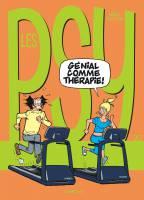 Les Psy - T20: Génial comme thérapie !, par Raoul Cauvin, Bédu