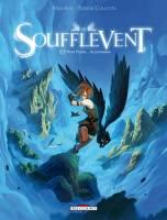 Le Soufflevent - T1: New Pearl - Alexandrie, par Andoryss, Xavier Collette
