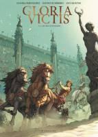 Gloria victis - T1: Les Fils d'Apollon, par Juanra Fernandez, Mateo Guerrera