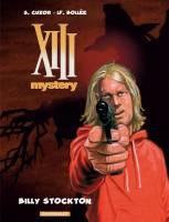 XIII Mystery - T6: Billy Stockton, par Laurent-Frédéric Bollée, Steve Cuzor