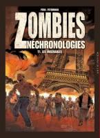 Zombies néchronologies - T1: Les Misérables, par Olivier Peru, Nicolas Petrimaux