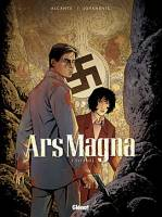 Ars Manga - T3: V.I.T.R.I.O.L., par Alcante, Milan Jovanovic