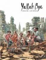 Yallah Bye, par Joseph Safieddine, Kyungeun Park