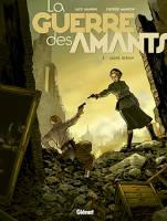 La guerre des amants - T3: Jaune Berlin, par Jack Manini, Olivier Mangin
