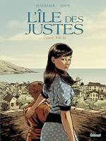 L'Ile des Justes, par Stéphane Piatzszek, Espé