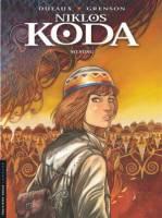 Niklos Koda - T13: No Song, par Jean Dufaux, Grenson