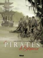 Les Pirates de Barataria - T8: Gaspesie, par Marc Bourgne, Franck Bonnet