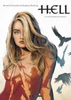 H.ell - T2: La nuit, royaume des assassins, par Stephen Desberg, Bernard Vrancken