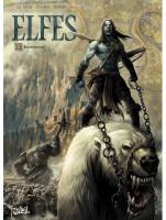 Elfes - T11: Kastennroc, par Jean-Luc Istin, Duarte