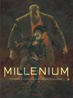 Millenium - T5: La Reine dans le palais des courants d'air 1/2, par Sylvain Runberg d'après Stieg Larsson, José Homs