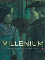 Millenium - T6: La Reine dans le palais des courants d'air 2/2, par , Man