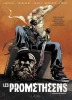 Les Prométhéens - T1: Réunion de famille, par Emmanuel Herzet et Olivier Henscher, Rafa Sandoval et Jordi Tarragona Garcia