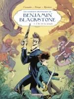 Les Aventures ahurissantes de Benjamin Blackstone - T1: L'Ile de la Jungle, par , Javier Sanchez Casado