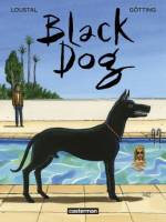 Black Dog, par , Jacques de Loustal