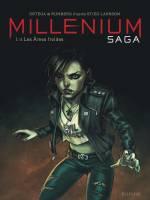 Millenium Saga - T1/3: , par Sylvain Runberg,