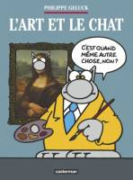 Le Chat: L'Art et le Chat, par Philippe Geluck
