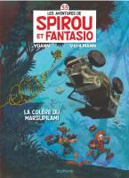 Les Aventures de Spirou et Fantasio - T55: , par Fabien Vehlmann, Yoann