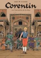 Corentin: Les trois perles de Sa-Skya, par Jean Van Hamme,