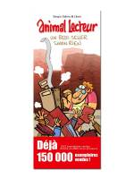 Animal lecteur - T6: Un best-seller sinon rien !, par Sergio Salma, Libon