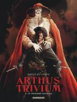 Arthus Trivium - T2: , par Raule , Landa