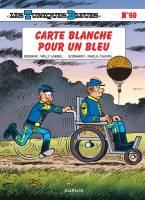 Les Tuniques bleues - T60: Carte blanche pour un bleu, par Raoul Cauvin, Willy Lambil