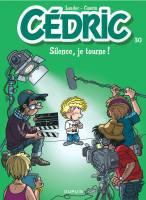 - T30: Silence, je tourne !, par Raoul Cauvin, Tony Laudec