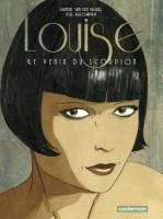 Louise, le venin du scorpion, par Chantal Van den Heuvel,