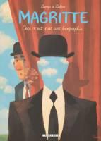Magritte, ceci n'est pas une biographie, par Vincent Zabus, Thomas Campi