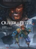 Oliver & Peter - T1/3: , par Philippe Pelaez, Cinzia Di Felice