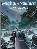 Michel Vaillant - nouvelle saison - T5: Renaissance, par ,