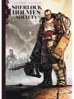 Sherlock Holmes Society - T4: Contamination, par , Ronan Toulhoat