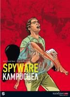Spyware - T2/2: Kampuchea, par Didier Quella-Guyot, Jean-Claude Bauer