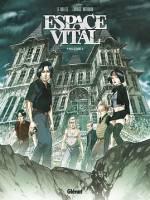 Espace Vital - T1, par , Fabrice Meddour